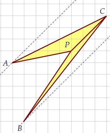 Найдите площадь четырёхугольника, изображённого на клетчатой бумаге (вар. 86)